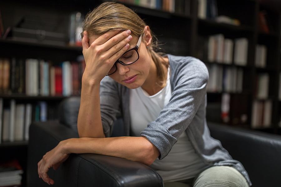Signos de cansancio patológico